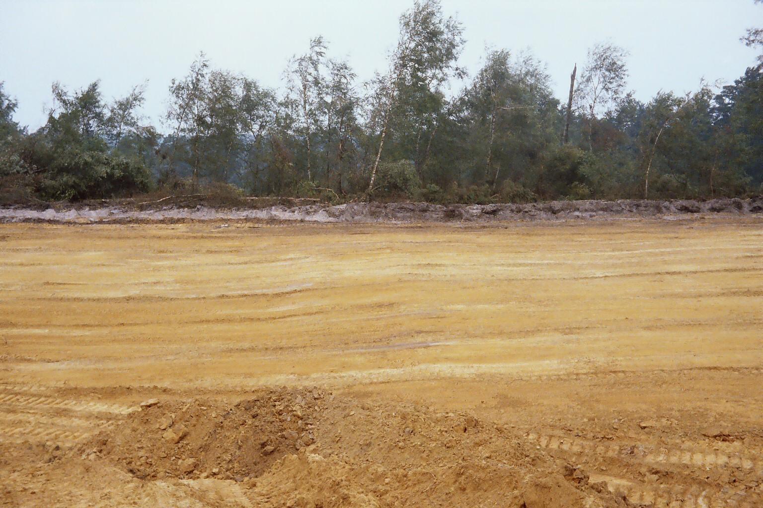 Ansichten der Sandgrube Flög