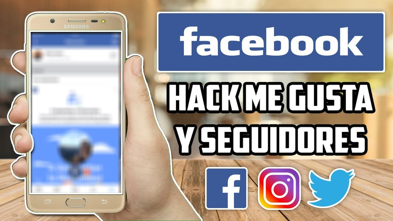 Hack Me gusta Seguidores Fix Up Pc