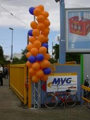MVG Ballonkette
