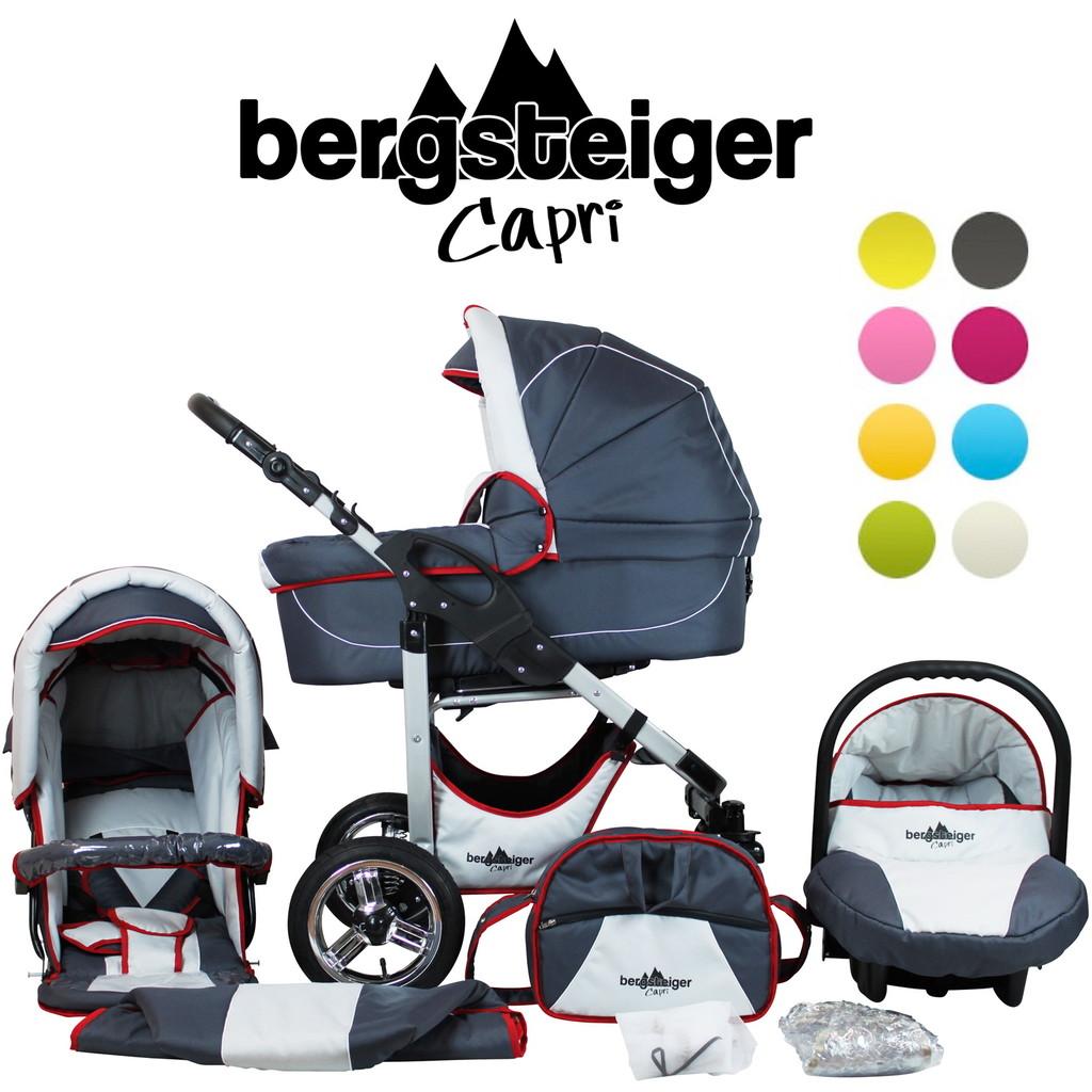 kinderwagen bergsteiger capri undjetztfamilie mama und. Black Bedroom Furniture Sets. Home Design Ideas
