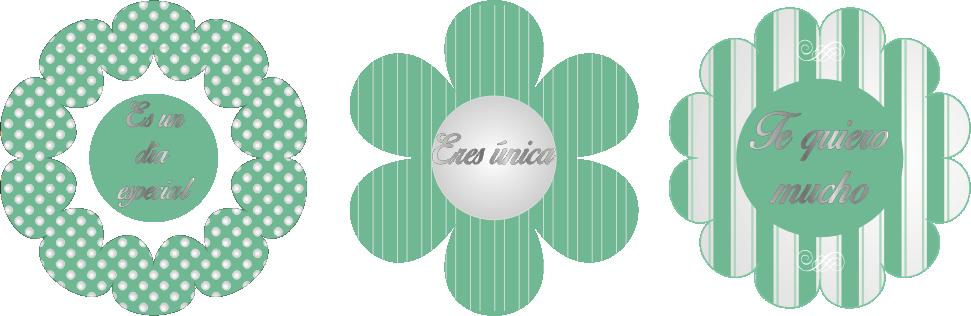 Flores para decoracion
