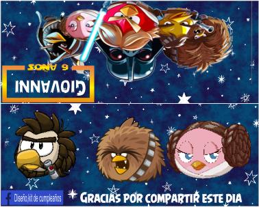 Angry Diseñokitdecumpleaños Wars Web Star De Birds Página vwNnO8ym0