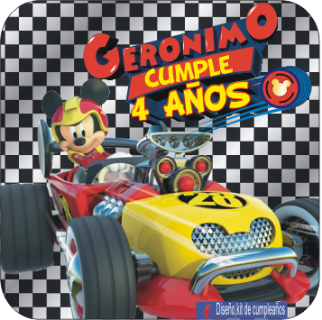 Mickey Mouse And The Roadster Racers Pagina Web De