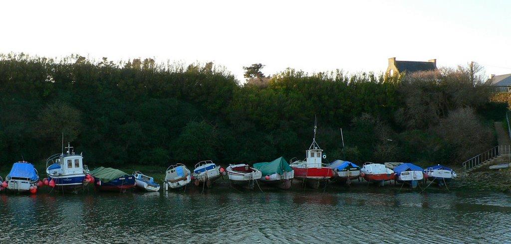 Port de Moguériec