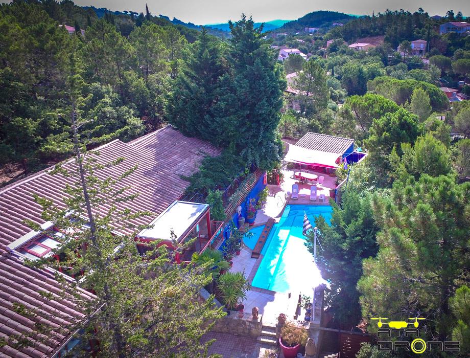 Prise de photos aériennes par Drone pour particuliers - ATA DRONE 83