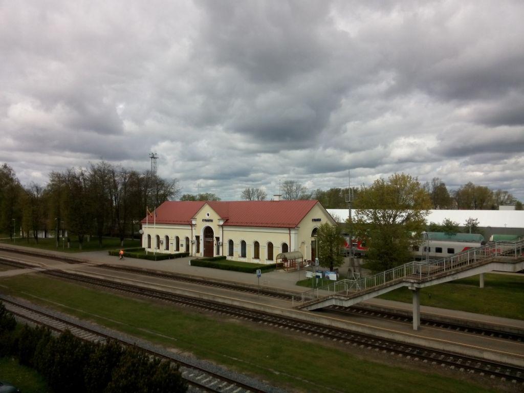 Bahnhof Kybartai