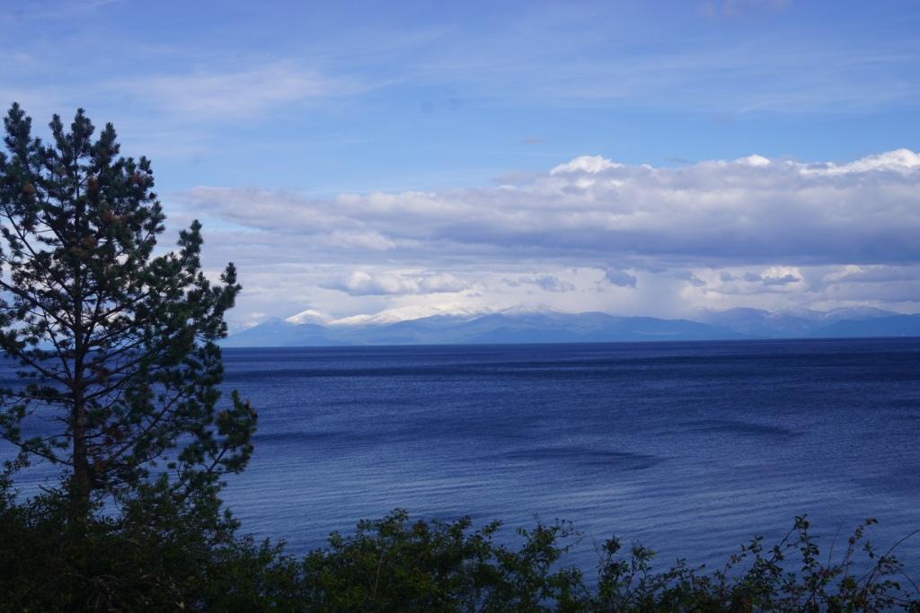 am Baikalsee, bei Sewerobaikalsk