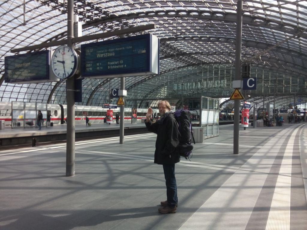 tschüß, Berlin