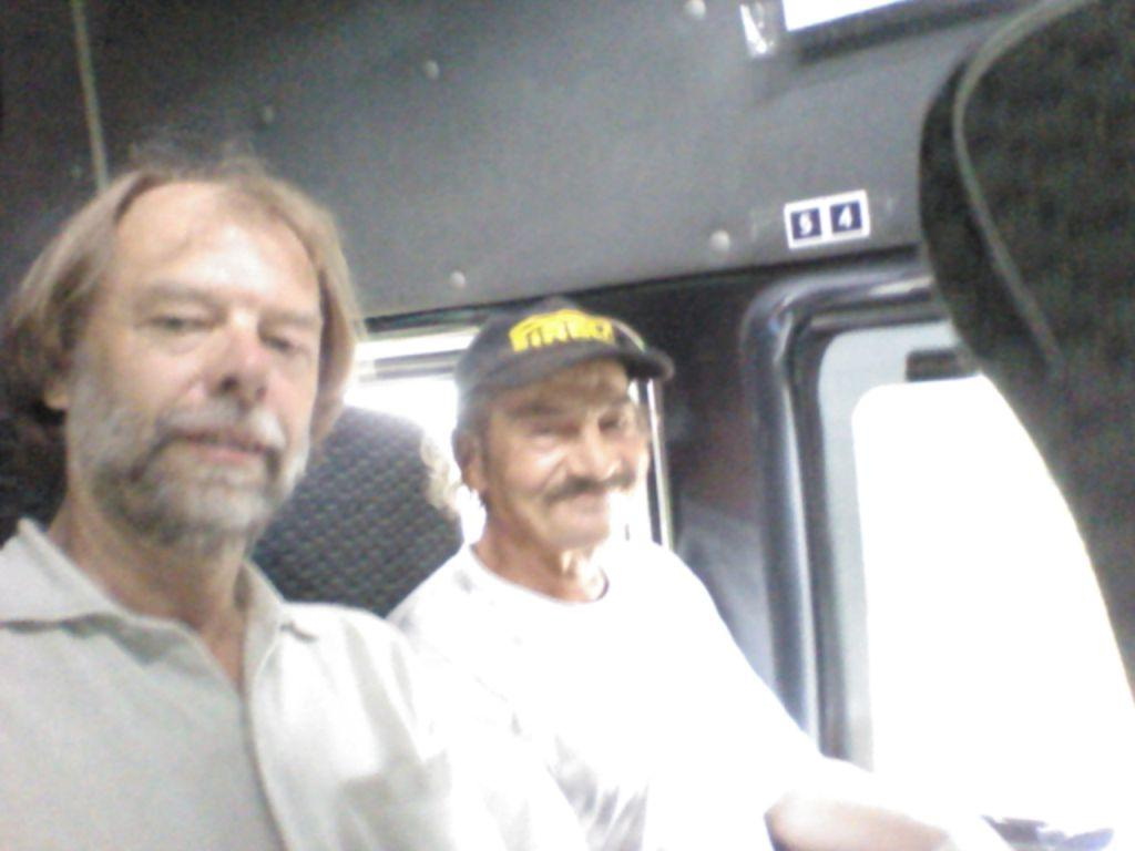 mit Vladimir zum Baikalsee