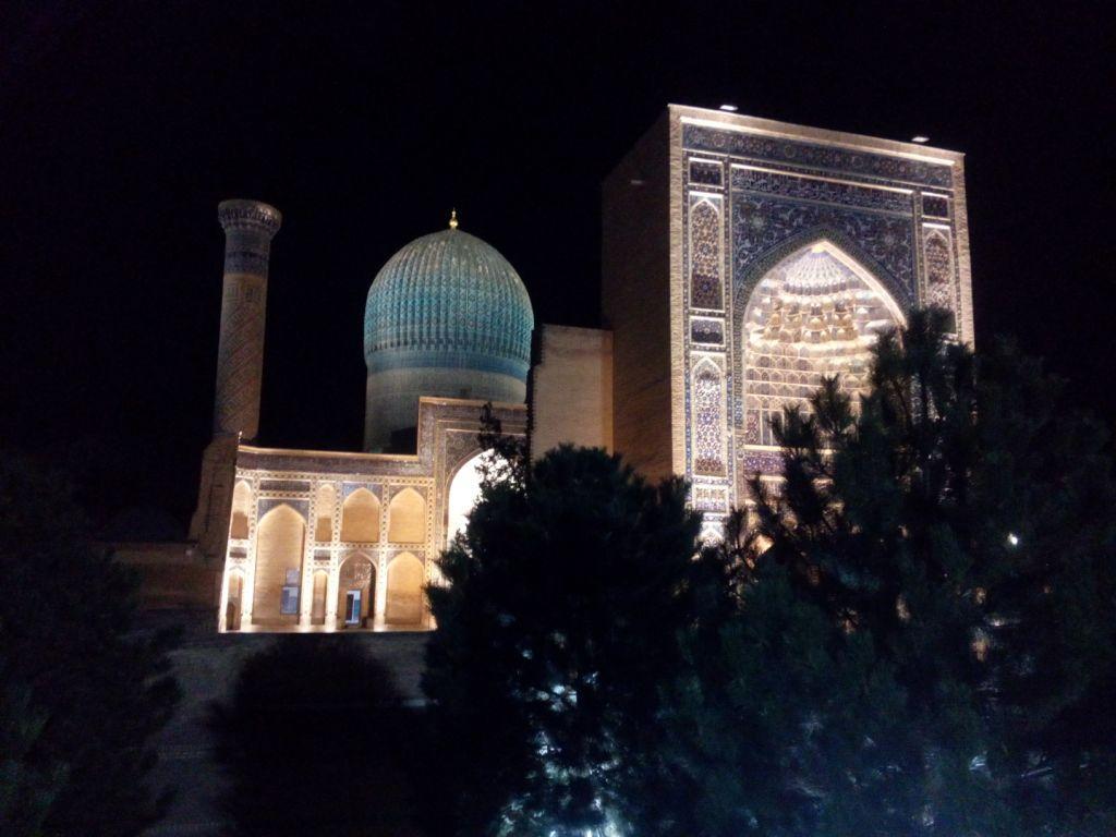1001 Nacht in Samarkand, Usbekistan