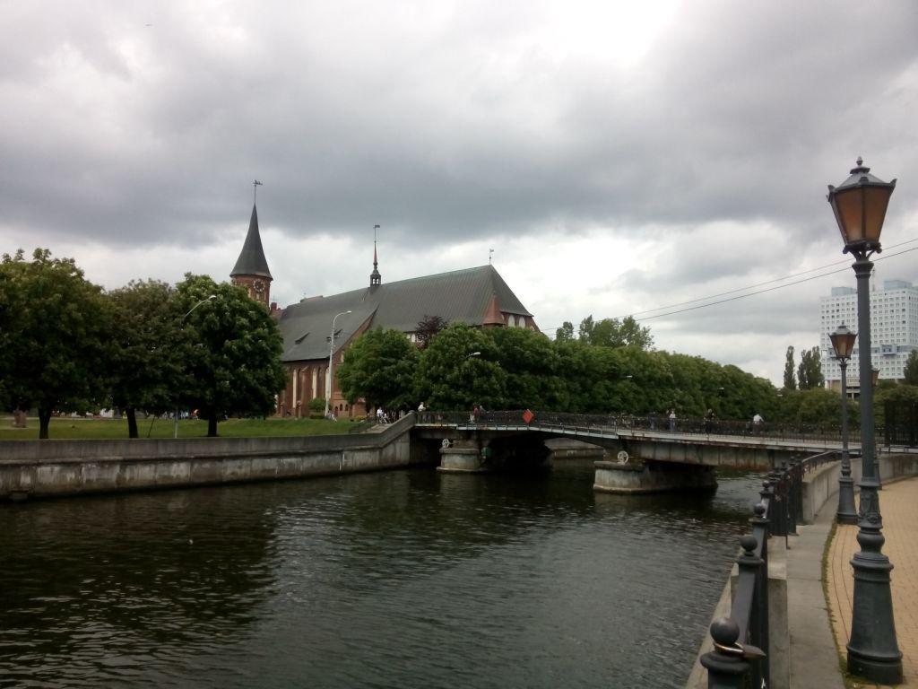 Kaliningrad, Dom und Haus der Räte