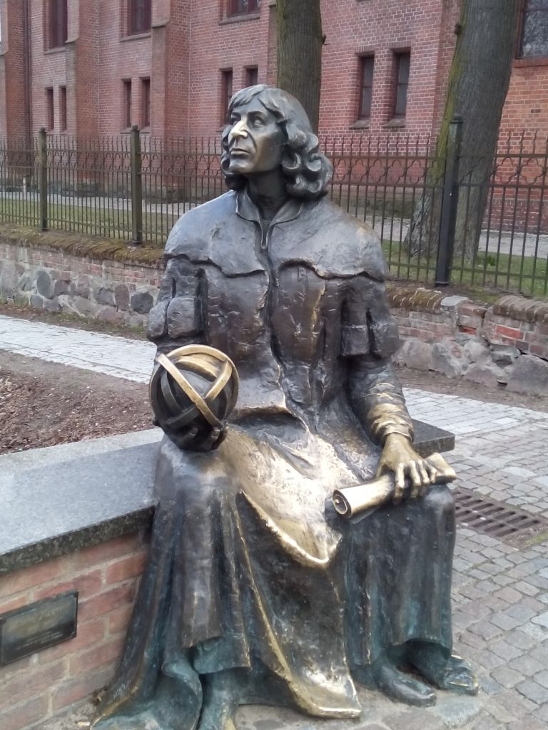 Kopernikus in Olsztyn