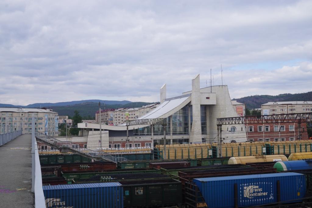 Bahnhof Sewerobaikalsk