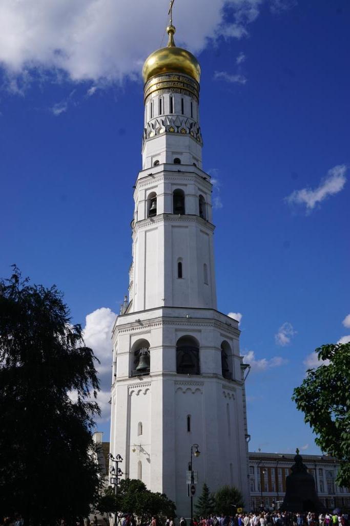 der Turm Iwan Weliki, Kreml, Moskau