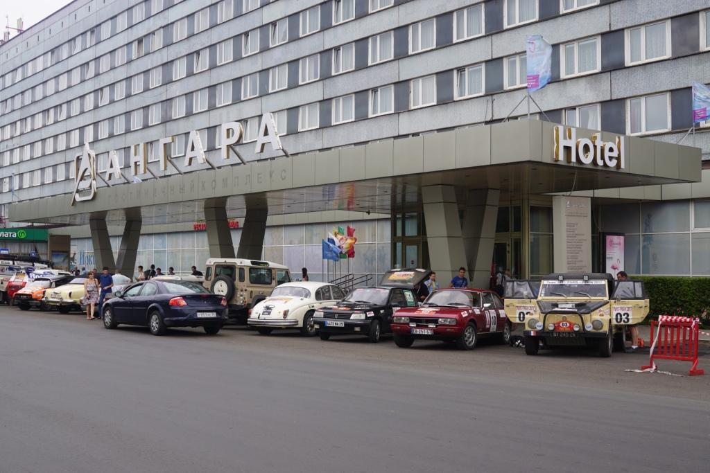 Hatel Angara, Irkutsk