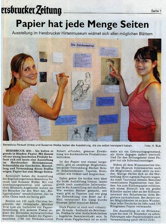 Hersbrucker Zeitung, 23.06.2006
