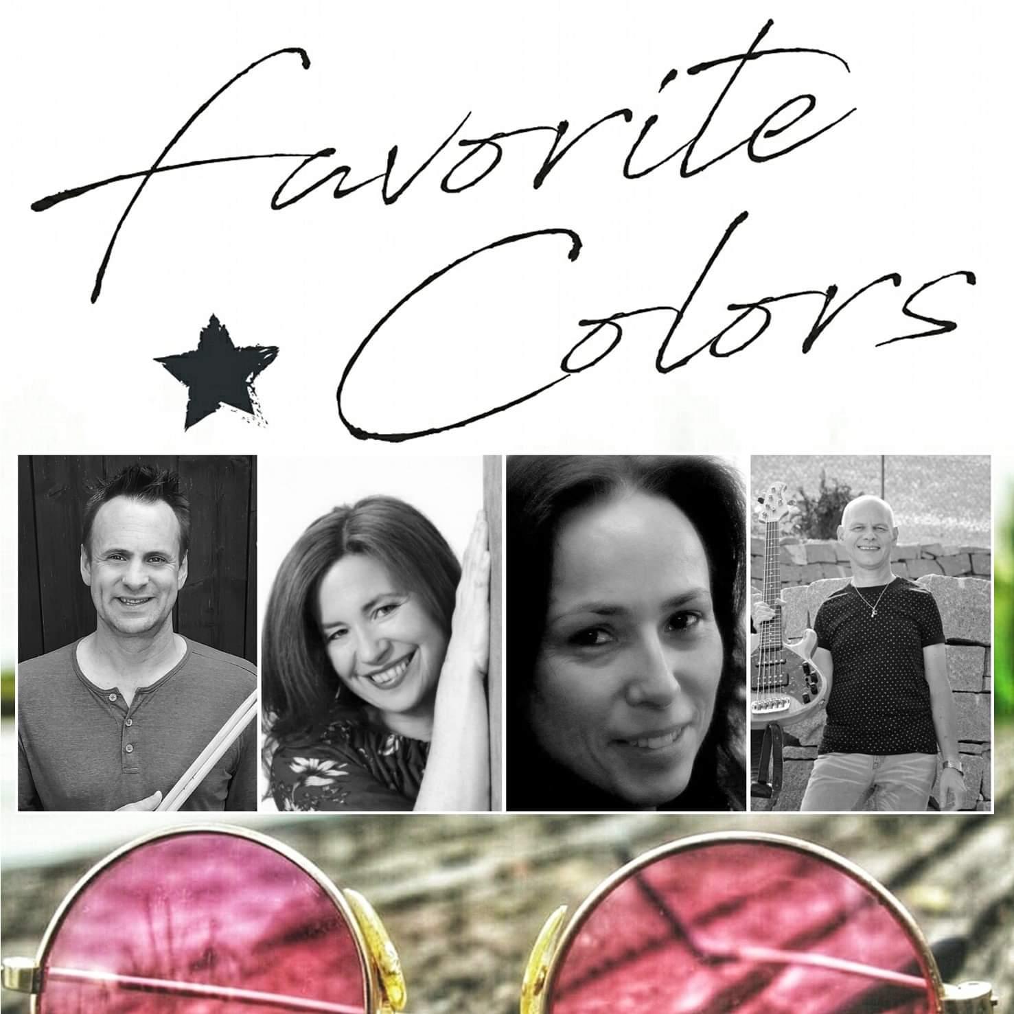Favorite Colors LIVE Konzert
