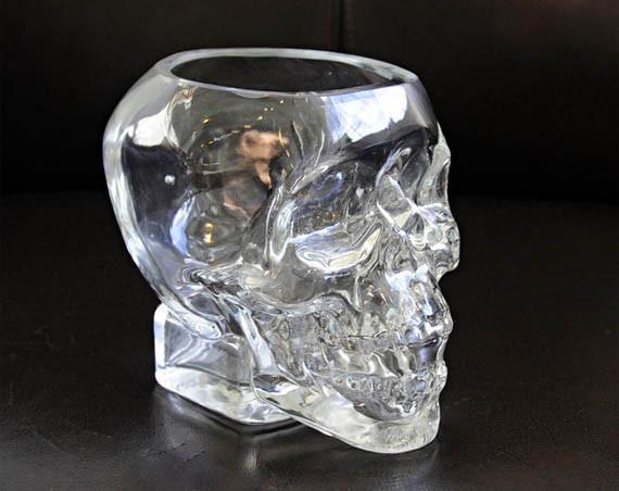 Crystal Head Glas