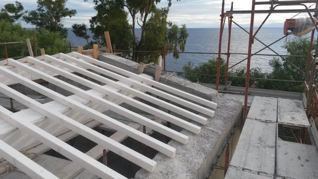 Kapitel 4 (Monat/Jahr): Sanierung des Dachs