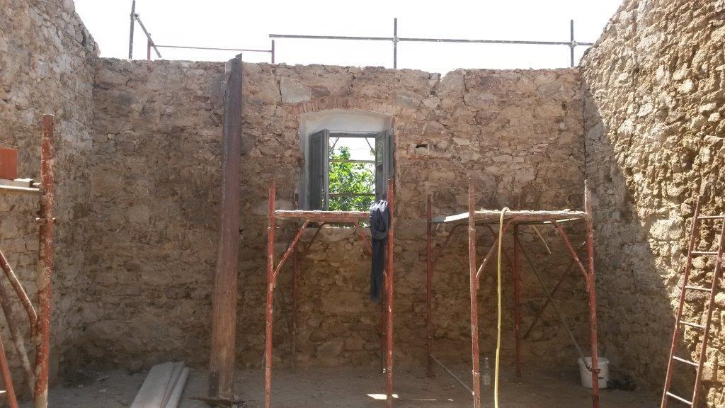 Kapitel 2 (April 2015): Sanierung der Grundmauern