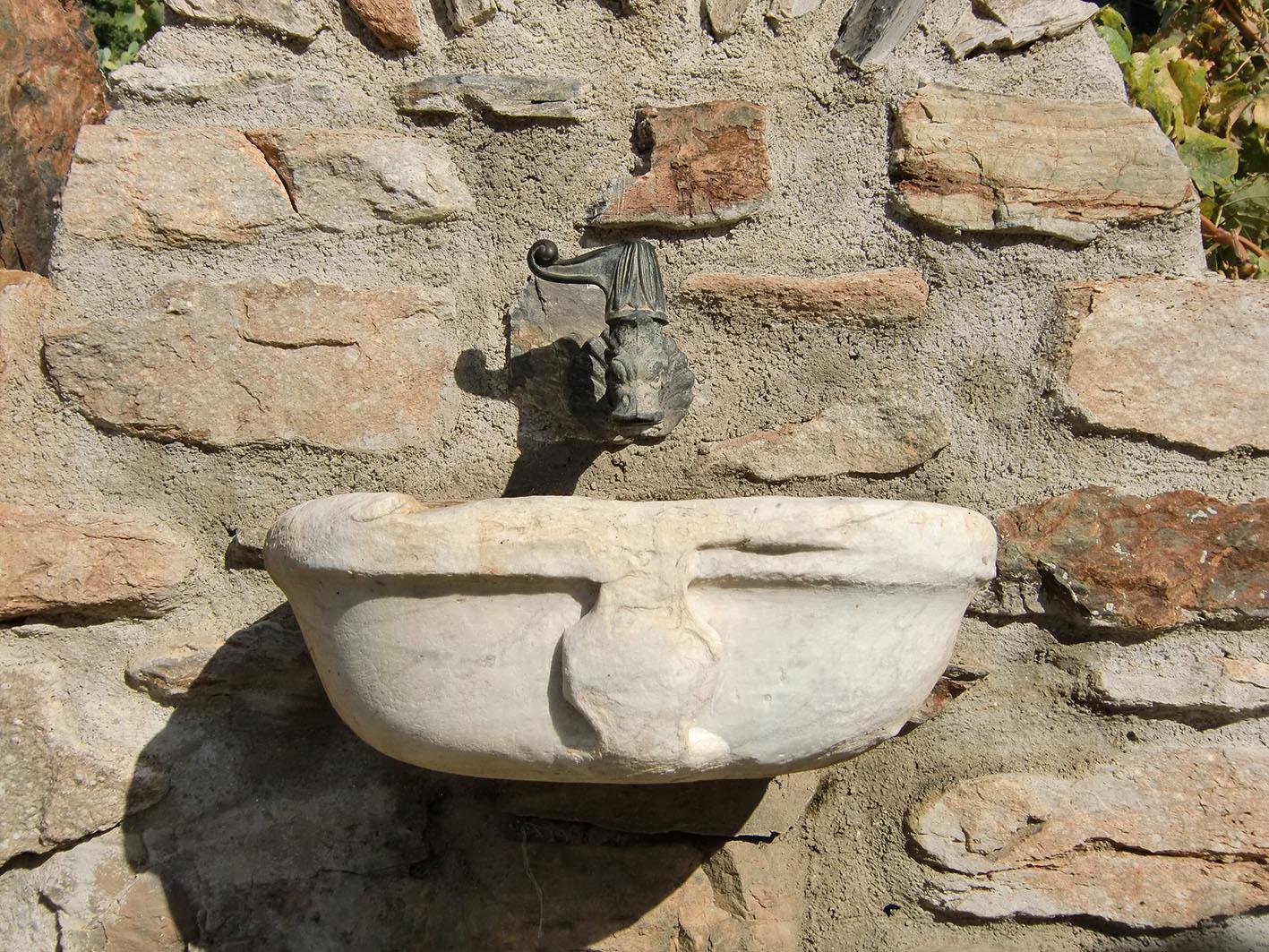 Überall antike Schönheiten ...