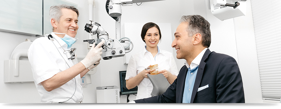 Endodontics | Dentist practice Dr. Becker M. Sc. Stuttgart