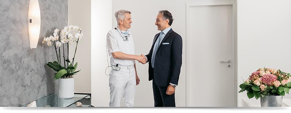 Concept | Dentist practice Dr. Hans-Jörg Becker Stuttgart