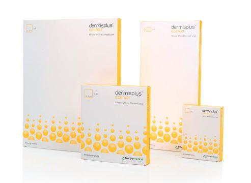 Dermisplus® Contact in verschiedenen Größen, zuschneidbar