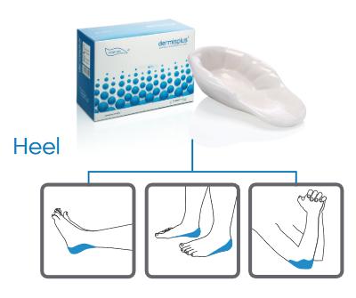Dermisplus® Prevent für Ferse oder Ellenbogen
