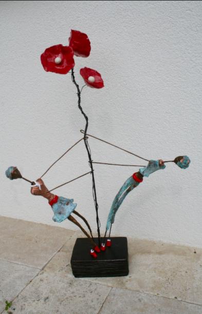 Le carroussel des fleurs