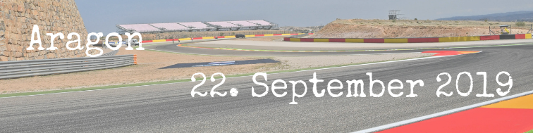 MotoGP Kalender 2019 Aragon