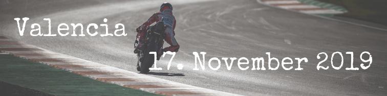 MotoGP Kalender 2019 Valencia