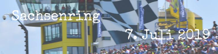 MotoGP Kalender 2019 Deutschland Sachsenring
