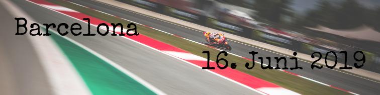 MotoGP Kalender 2019 Barcelona Katalonien
