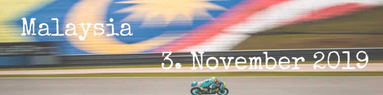 MotoGP Kalender 2019 Malaysia Sepang