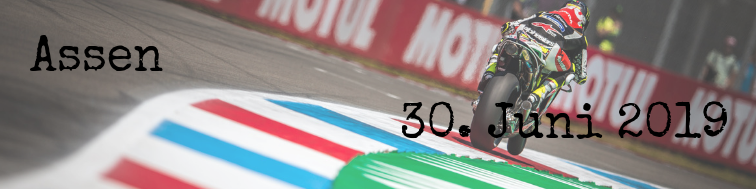MotoGP Kalender 2019 Niederlande Assen