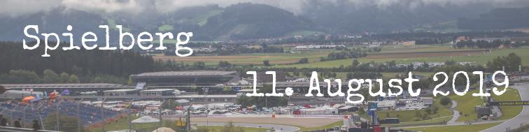 MotoGP Kalender 2019 Österreich Austria Spielberg