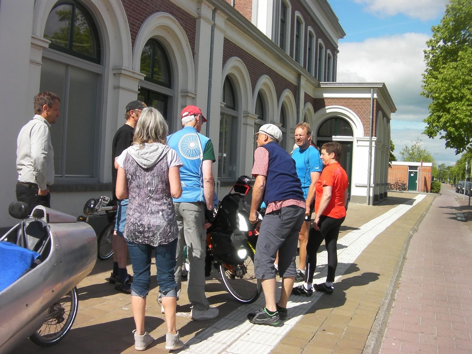 Martin verlässt uns in Winschoten