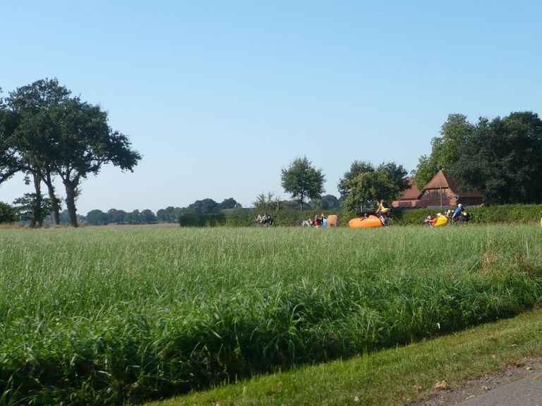 Die Heimreise Richtung Diepholz, Bassum, Oldenburg und Bremen.