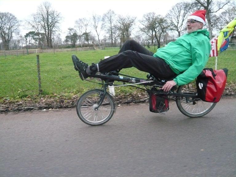 Auch der Nikolaus ist unterwegs!