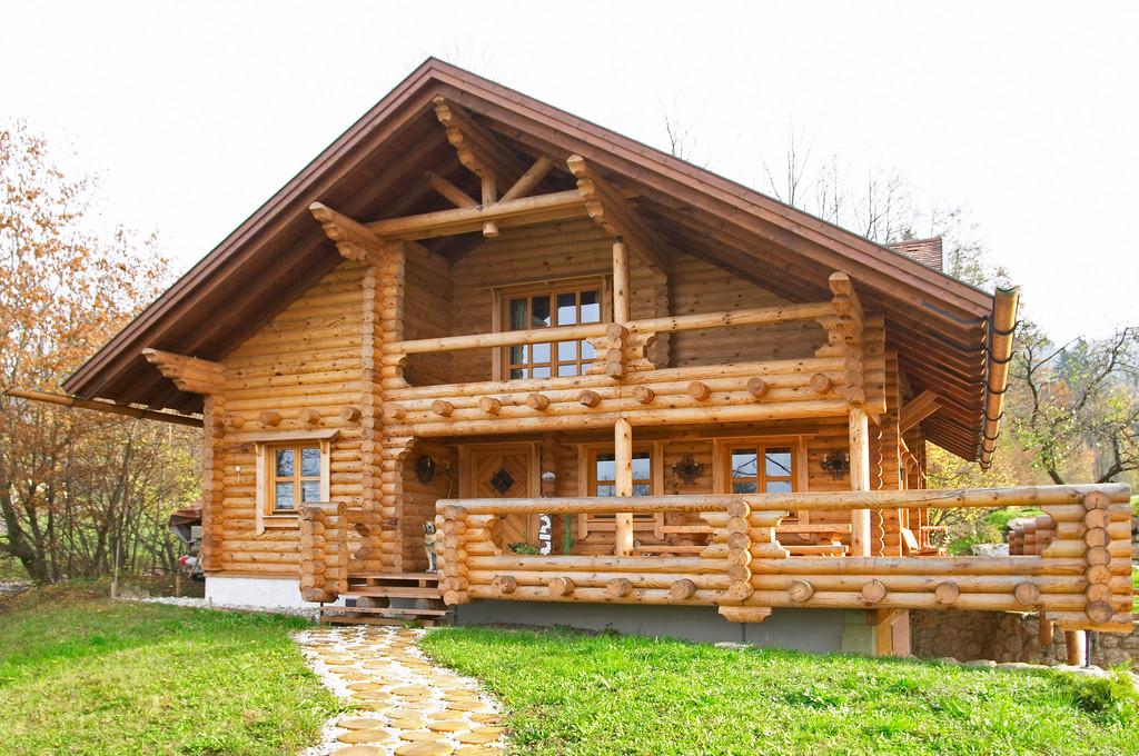 Ein Traum von einem Blockhaus - von Ihrem Traumhaus-Coach
