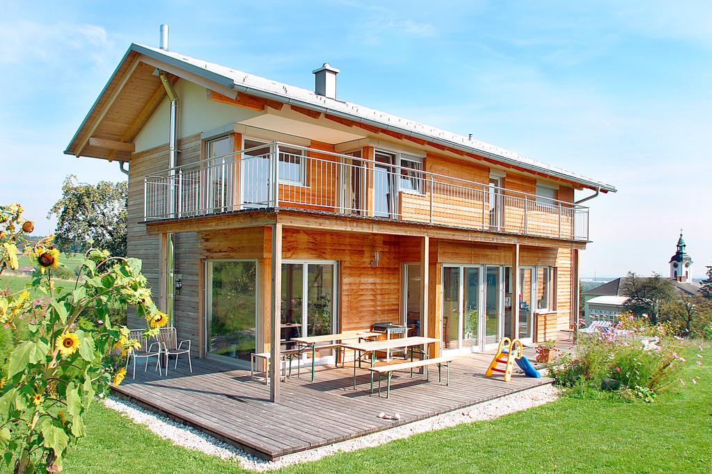 Bau mit Holz - Ihr Traumhaus-Coach hilft Ihnen dabei!