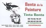 Club de pelote de Ciboure - Benta de la peinture - Tinta Benta