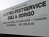 Gastro Borgo, Pfäffikon