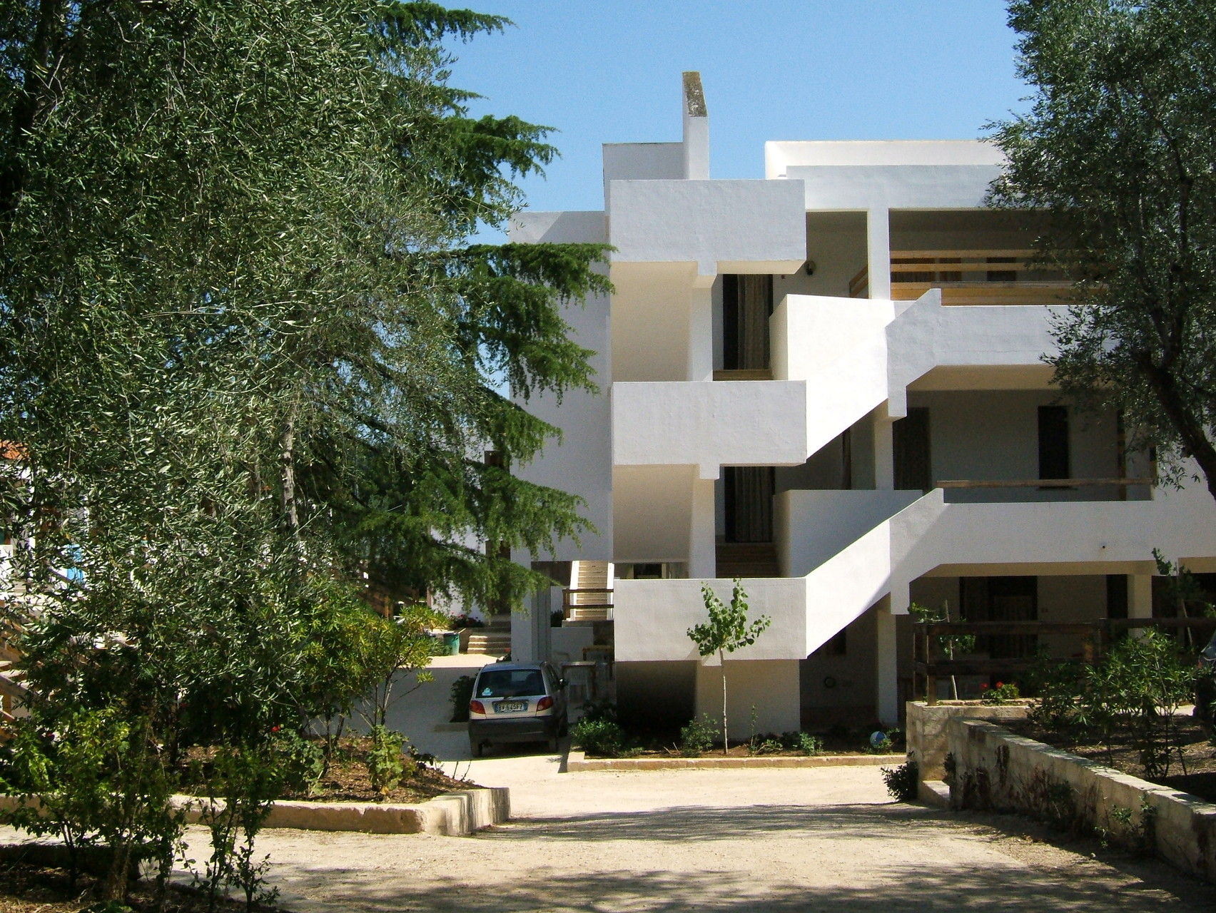 Villaggio Gallo a Vieste: palazzina