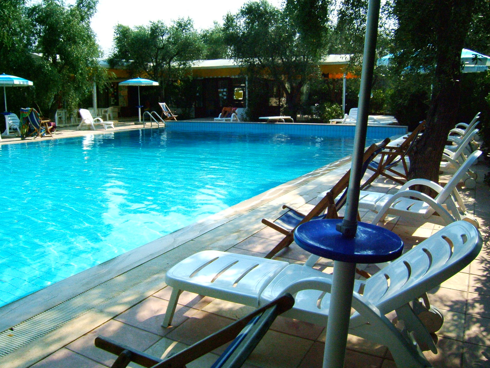 Villaggio Gallo a Vieste: piscina