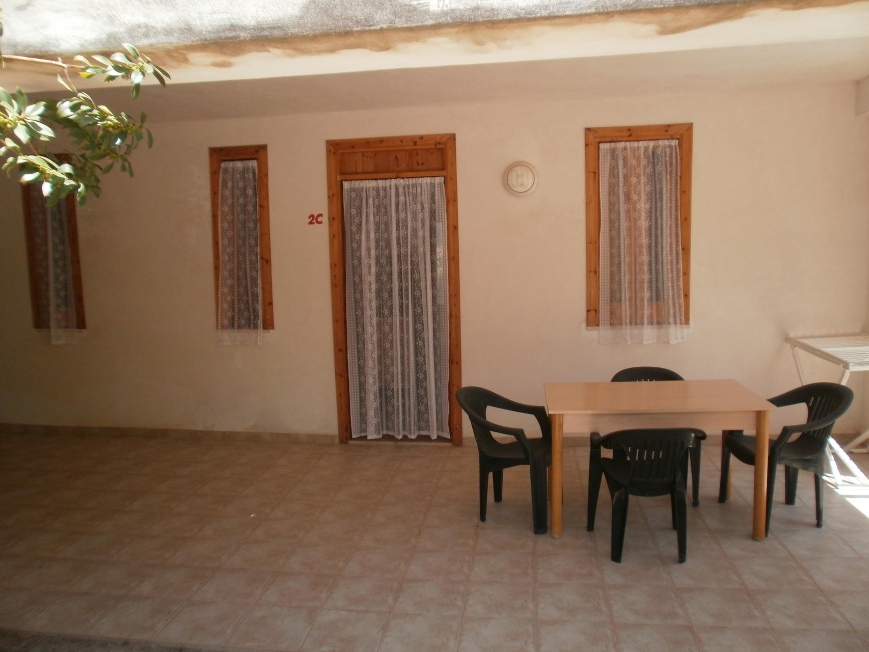 Villaggio Gallo a Vieste: interni degli apparttamenti