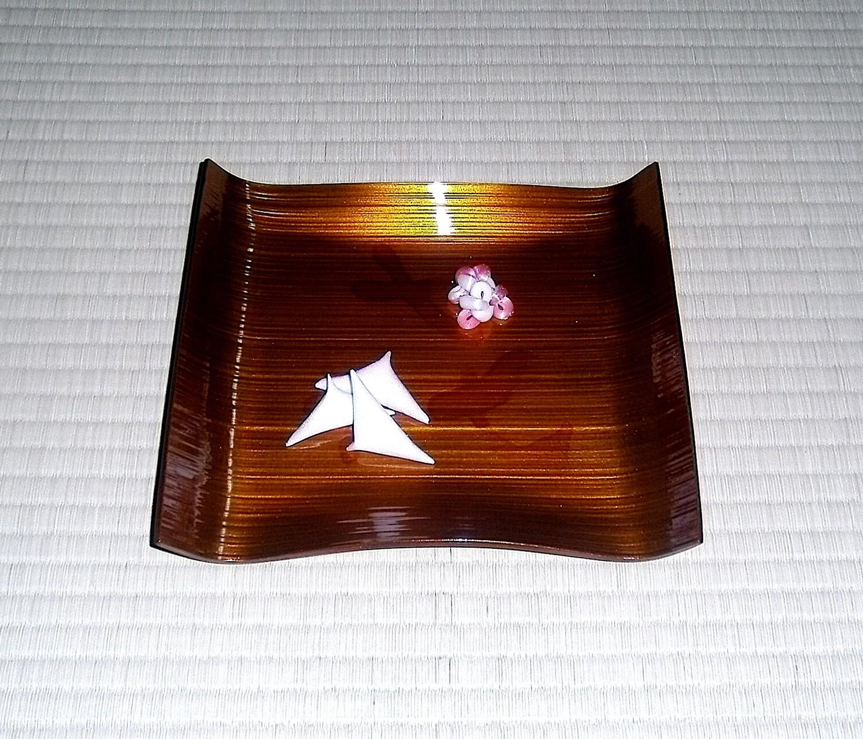 千代結 鱗鶴