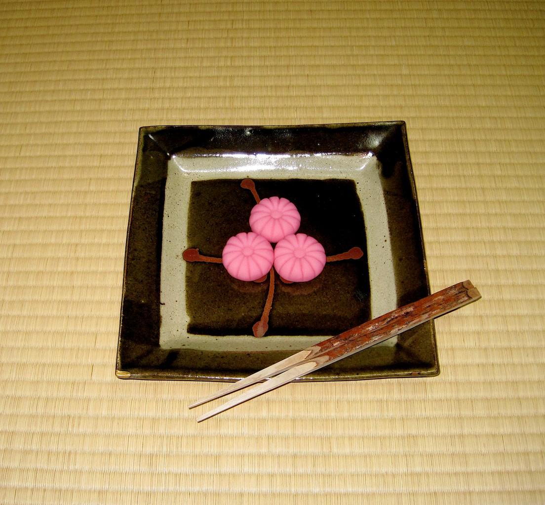 菓子 重陽(菊の節句)源太製