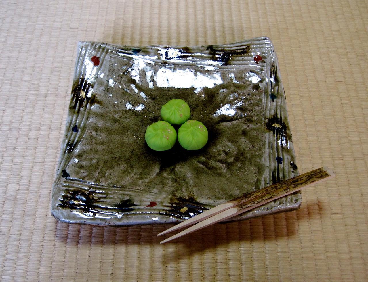 菓子 初萩(源太製)